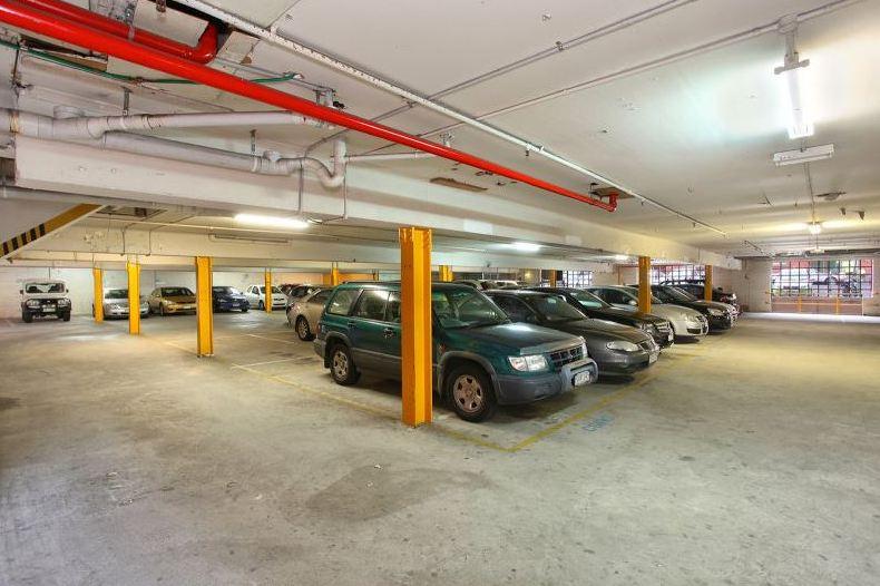 Chapelfield Car Park Spaces